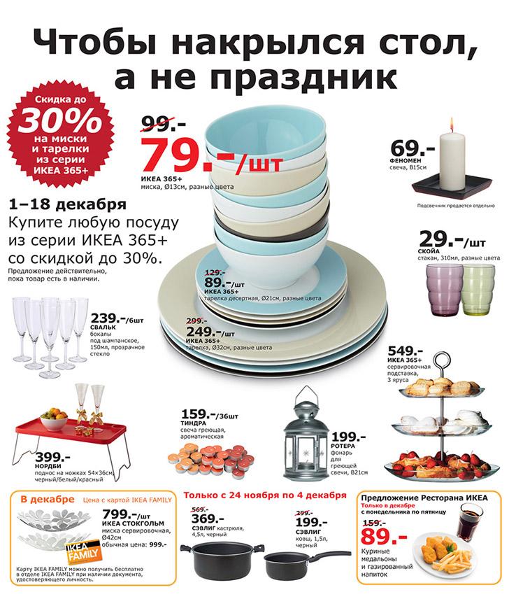 икеа скидка на посуду в москве 2019 скидки акции распродажи