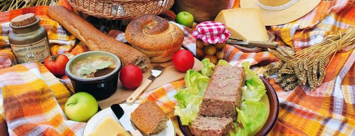 Лучшие рецепты для пикника