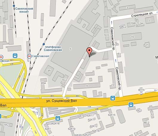 """Второй магазин  """"Спортмастер-Дисконт """" находится на территории ТК Савеловский.  Имеет меньшую площадь, чем первый..."""
