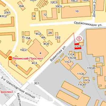 Адрес дисконт центра: метро